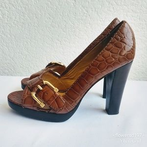 Michael Kors Heels Woman Size 7.5